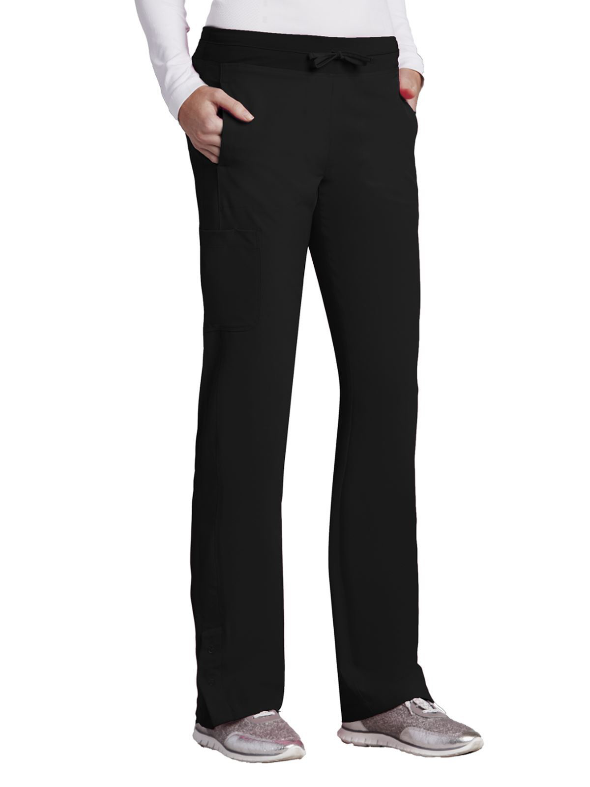 Scrub Authority - Barco One Women's Cargo Track Pant