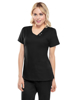 Picture of Cherokee LUXE Classic Women's Crossover V-Neck Top