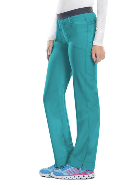 Picture of Cherokee Infinity Women's Low Rise Pull-On Pant