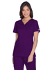 Picture of Cherokee Workwear Core Stretch Women's Mock Wrap Top