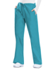 Picture of Cherokee Workwear Originals Women's Flare Drawstring Pant