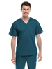 Picture of Cherokee Workwear Core Stretch Men's V-Neck Top