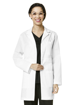 Picture of WonderWink WonderWORK Women's Lab Coat