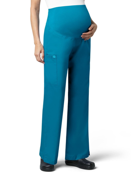 Picture of WonderWink WonderWORK Women's Maternity Cargo Pant