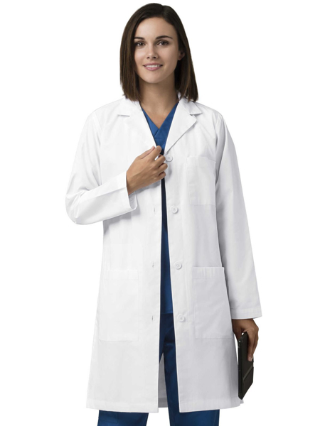 Picture of WonderWink WonderLAB Women's Long Lab Coat