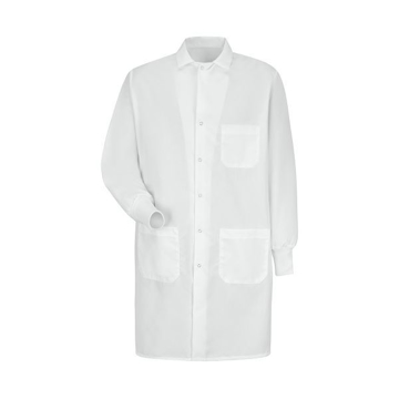 Picture of Red Kap Unisex Interior Pocket Cuffed Lab Coat