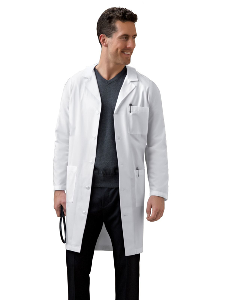 Picture of Cherokee Med-Man Men's Lab Coat