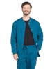 Picture of Cherokee Workwear Professionals Men's Snap Front Warm-Up Jacket