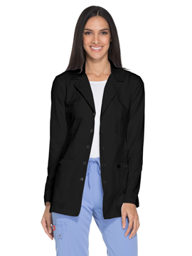 Picture of Dickies Xtreme Stretch Women's Snap Front Lab Coat