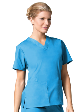 Picture of Maevn Core Women's Classic V-Neck Top