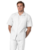 Picture of Adar Universal Men's Zippered Short Sleeve Jacket