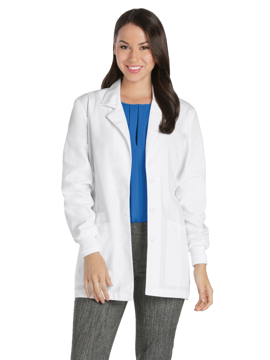 """Picture of Cherokee Professional Whites 30"""" Women's Labcoat"""