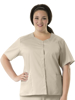 Picture of WonderWink WonderWORK Women's Snap Front Top