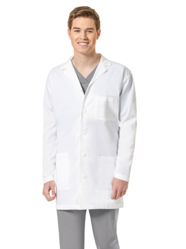 Picture of WonderWink WonderWORK Basic Lab Coat