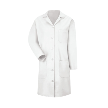 scrub authority dickies women s lab coat Science Lab picture of red kap women s six button lab coat