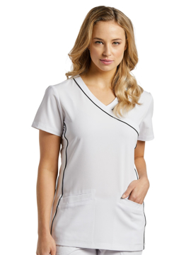 Picture of White Cross Marvella Top