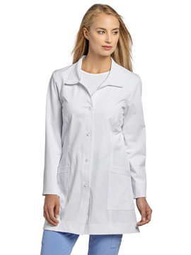 Picture of White Cross Tailored Lab Coat