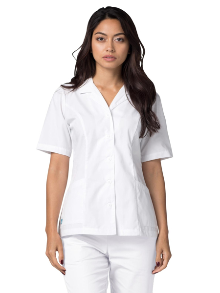 Picture of Adar Universal Lapel Collar Nurse Top
