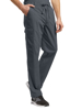 Picture of White Cross Cargo Pocket Pant