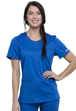 Picture of Cherokee Workwear Revolution Women's Round Neck Top