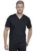 Picture of Cherokee Workwear Revolution Men's V-Neck Top