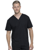 Picture of Cherokee Workwear Professionals Unisex Pocketless V-Neck Top