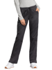 Picture of Cherokee Workwear Revolution Tech Women's Mid Rise Straight Leg Drawstring Pant