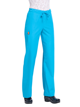 Picture of KOI Orange Standard Unisex Huntington Pants