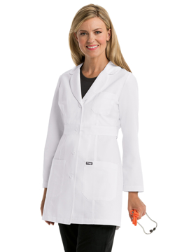 """Picture of Barco Grey's Anatomy™ Classic Women's 34"""" Lab Coat"""