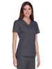 Picture of Cherokee LUXE Classic Women's V-Neck Top