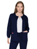 Picture of Dickies EDS Signature Women's Snap Front Warm-Up Jacket