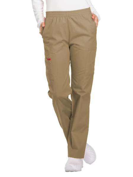 Picture of Dickies EDS Signature Women's Natural Rise Pull-On Pant