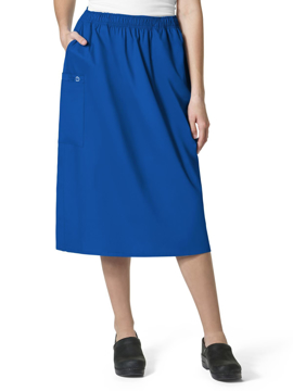 Picture of WonderWink WonderWORK Women's Cargo Skirt