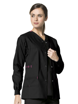Picture of WonderWink WonderFLEX Women's Constance Warm-Up Jacket