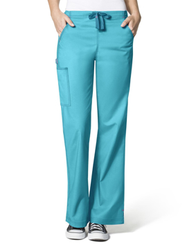 Picture of WonderWink WonderFLEX Women's Grace Flare Leg Cargo Pant
