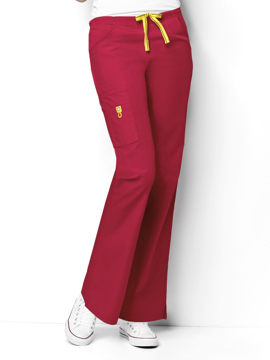 Picture of WonderWink Origins Women's Romeo Flare Leg Cargo Pant