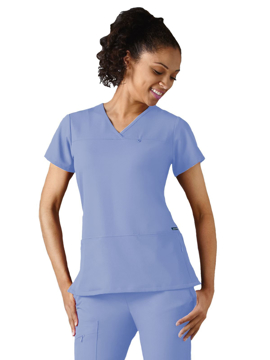 Picture of Jockey Classic Fit Women's V-Neck Top