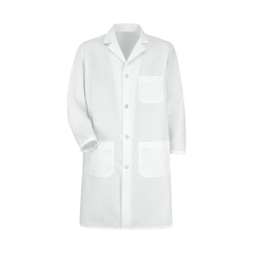Picture of Red Kap Men's Four-Button Closure Lab Coat