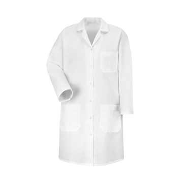 Picture of Red Kap Women's Snap Front Lab Coat
