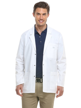 Picture of Dickies Gen Flex Men's Youtility Snap Front Lab Coat