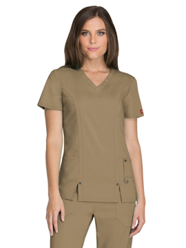 Picture of Dickies Xtreme Stretch Women's V-Neck Top