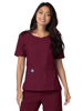 Picture of Adar Universal Women's Sweetheart V-Neck Top