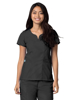 Picture of Adar Universal Women's Curved Pocket Glamour Top