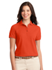 Picture of Port Authority™ Ladies Silk Touch™ Polo