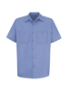 Picture of Red Kap Wrinkle-Resistant Short Sleeve Cotton Work Shirt
