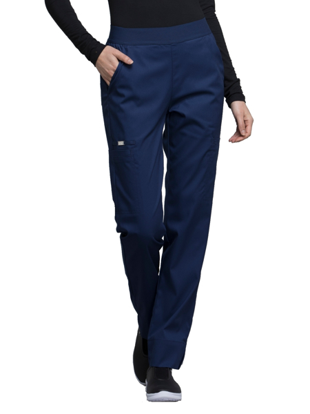 Picture of Cherokee LUXE Natural Rise Pull-on Pant