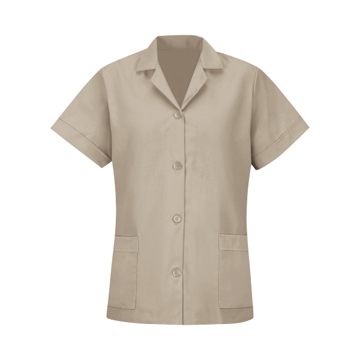 Picture of Red Kap Women's Loose Fit Short Sleeve Smock