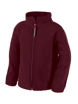 Picture of Classroom Uniforms Toddler Zip Front Jacket