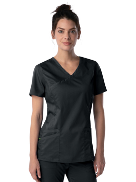 Picture of Landau Proflex Women's Faux Surplice Tunic