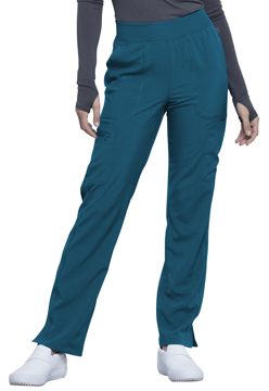 Picture of Cherokee Infinity Women's Mid Rise Tapered Leg Pull-on Pant